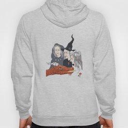 3 witches and a dragon Hoody