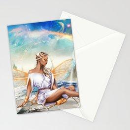 Virgo OC - 12 Zodiac Ladies Stationery Cards