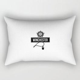 SPN | Winchester  Rectangular Pillow