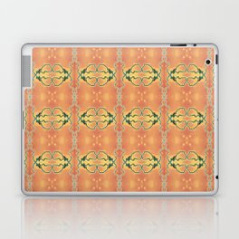 Syphilis Tapestry by Alhan Irwin Laptop & iPad Skin