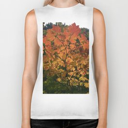 Autumn Shade Biker Tank