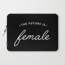 A Female Future Laptop Sleeve