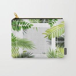 Leaf Orelia Carry-All Pouch