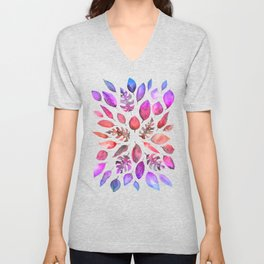 All the Colors of Nature - Gradient Unisex V-Neck