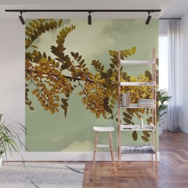 Nature Vintage Wall Mural