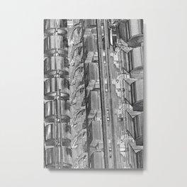 Lloyd's of London Building Art Metal Print