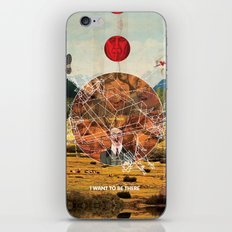 Give Peace A Chance iPhone & iPod Skin