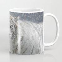 snow white Mugs featuring snow white by Jo.PinX