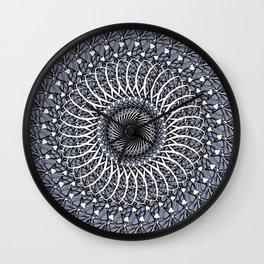 36x mandala Wall Clock