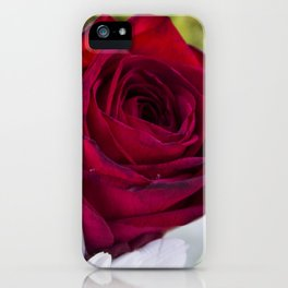 Love So Pure iPhone Case