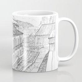 Medieval market Coffee Mug