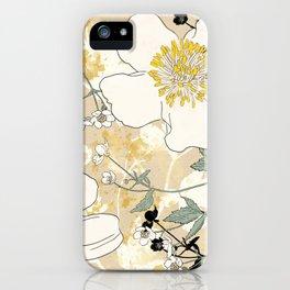 Ranunculus Cloth iPhone Case