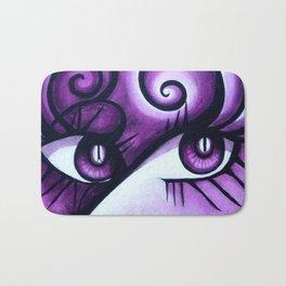 Expressive Eyes Bath Mat