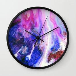 River Galactica Wall Clock