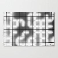 numbers Canvas Prints featuring Numbers by Sofia_Katsikadi