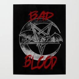 Bad Blood Poster