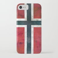 norway iPhone & iPod Cases featuring Norway by Arken25