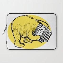 Pooh Bear Laptop Sleeve