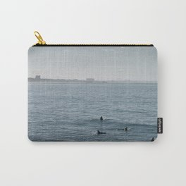 Early Morning Surfer's Bliss Carry-All Pouch