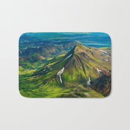 Green Mountain Iceland Bath Mat