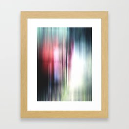 Tramontana Framed Art Print