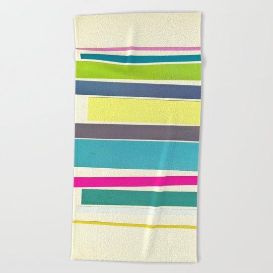 Layered Beach Towel