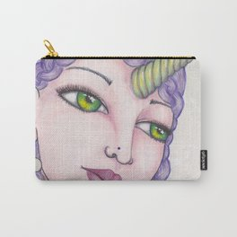 Lunar Unicorn Carry-All Pouch