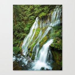 Panther Creek Falls Canvas Print