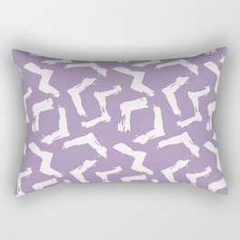 abstract (43) Rectangular Pillow