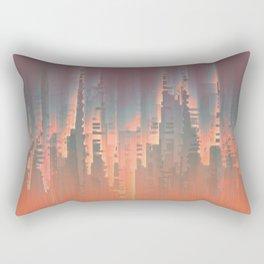 Reversible Space II Rectangular Pillow