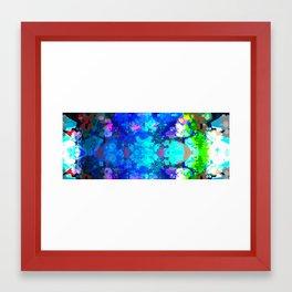 EH-WEANS-MESSAGE-5 Framed Art Print