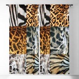 Zoo Blackout Curtain
