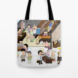 Provision Shop Tote Bag