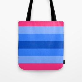 Trans Man Flag Tote Bag