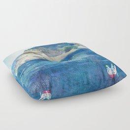 The Niemon Island Floor Pillow