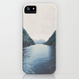 silence II iPhone Case