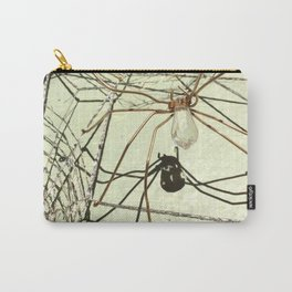 Spider web dream catcher Carry-All Pouch