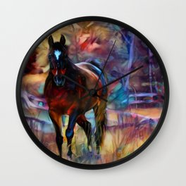 Cool Regal Wall Clock