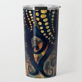 Metallic Ocean Travel Mug