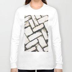 Stone texture Long Sleeve T-shirt