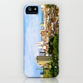 View Cali Valle del Cauca. iPhone Case