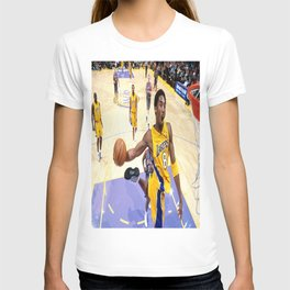 K.B Dunk , Kobe#Bryant Dunk Poster, K.B King of Basketball T-shirt