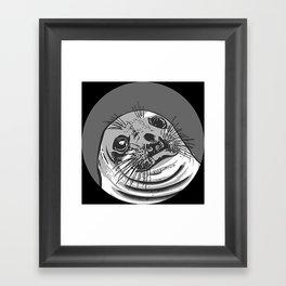 Foca! Framed Art Print