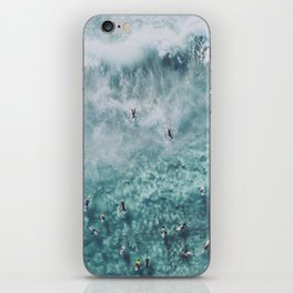 lets surf xx iPhone Skin