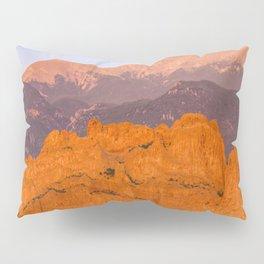 Beautiful Kissing Camels Colorado Spring Pillow Sham