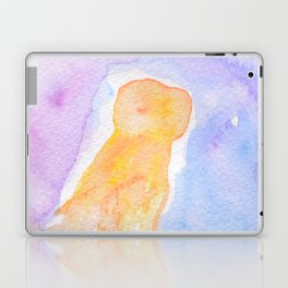 Cometa Flamígero Laptop & iPad Skin