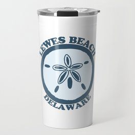 Lewes - Delaware. Travel Mug