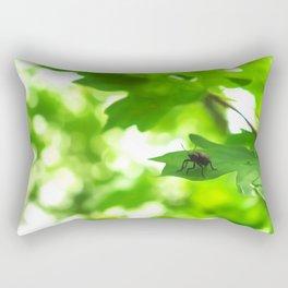 Nature Bugs Art One Rectangular Pillow