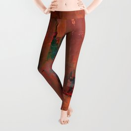 And the day begins Leggings