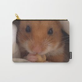 Hamster love Carry-All Pouch